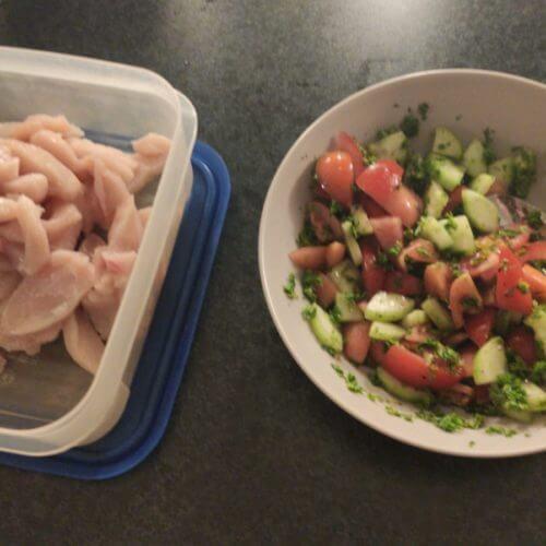 Döner Salat